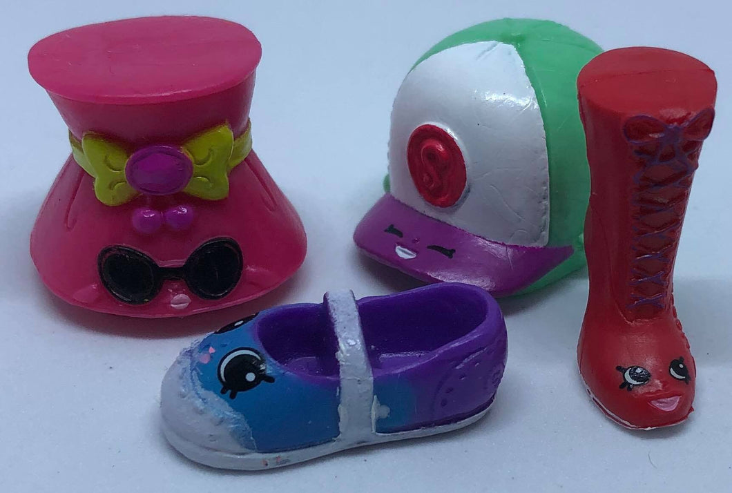 Shopkins Hats & Shoes Set - Demize Collectibles LTD