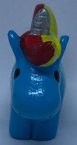 Ceramic Blue Pony - Demize Collectibles LTD