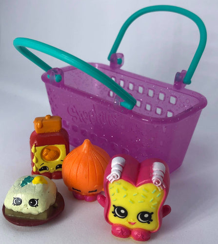Shopkins Basket Mix Set - Demize Collectibles LTD
