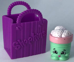 Shopkins V. Nilla Tubs in a Bag - Demize Collectibles LTD