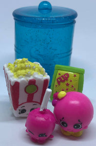 Shopkins Sweet Treats Set - Demize Collectibles LTD
