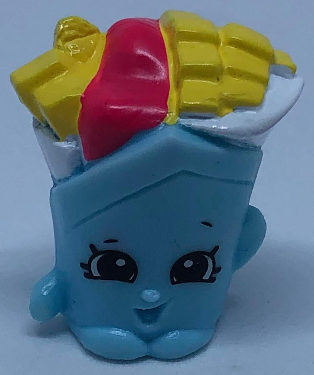 Shopkins Freddy Fish 'n' Chips Figure - Demize Collectibles LTD