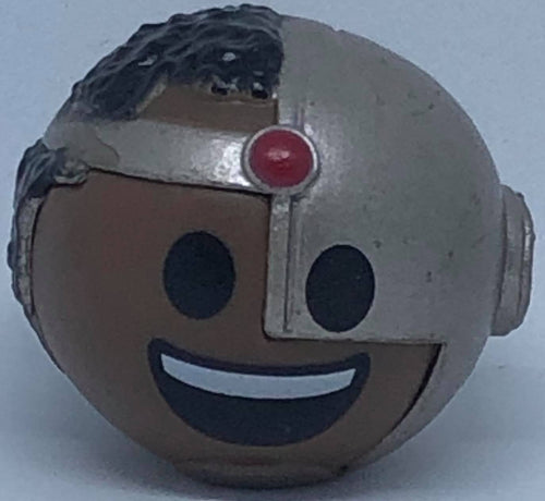 🤖 Mymoji DC Cyborg Funko Figure 🤖 - Demize Collectibles LTD