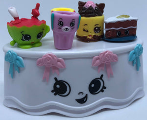 Shopkins Party Table Set - Demize Collectibles LTD
