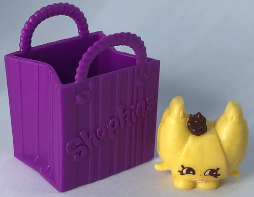 Shopkins Croissant d'Or in a Bag - Demize Collectibles LTD