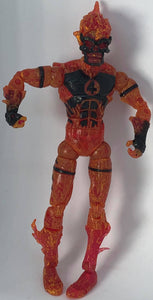 "Marvel Legends House of M Human Torch 6"" Figure - Demize Collectibles LTD"