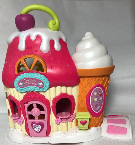 🍨 My Little Pony Sweet Shoppe Ice Cream Parlour 🍨 - Demize Collectibles LTD