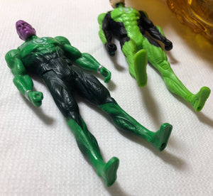 DC Green Lantern Parallax vs Hal Jordan & Abin Sur Figures - Demize Collectibles LTD