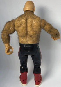 "WWE 2003 George the Animal Steele Hairy 7"" Figure - Demize Collectibles LTD"
