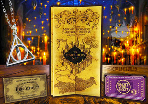 Harry Potter Gift set (4 Peice) - Demize Collectibles LTD