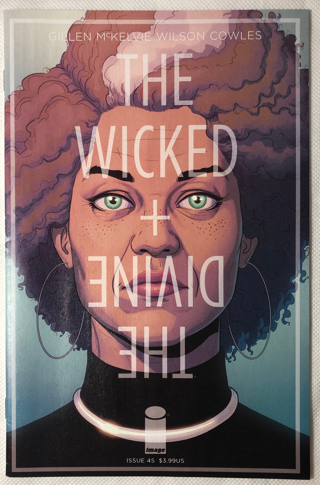 The Wicked + The Divine #45 - Demize Collectibles LTD