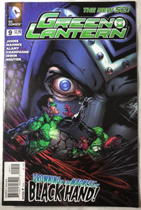 The New 52! Green Lantern #9 - Demize Collectibles LTD