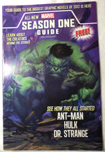 Load image into Gallery viewer, All-New Marvel Season One Guide 2012 - Demize Collectibles LTD