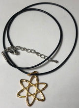 Load image into Gallery viewer, Atom Necklace - Waxed Cord - Demize Collectibles LTD