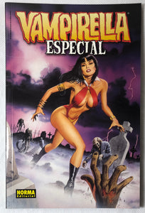 🧛🏻‍♀️ Vampirella Especial - Demize Collectibles LTD