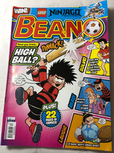 Load image into Gallery viewer, Beano 30-July-16 Comic Book - Demize Collectibles LTD