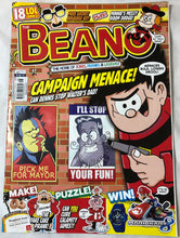 Load image into Gallery viewer, Beano 18-Apr-15 Comic Book - Demize Collectibles LTD