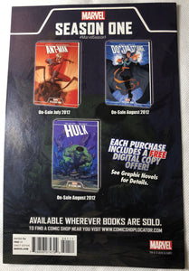 All-New Marvel Season One Guide 2012 - Demize Collectibles LTD