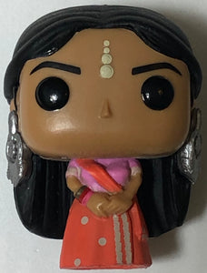 Padma Patil Yule Ball Harry Potter Mini Pop!