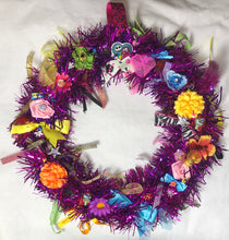 Load image into Gallery viewer, Pink Sally Wreath