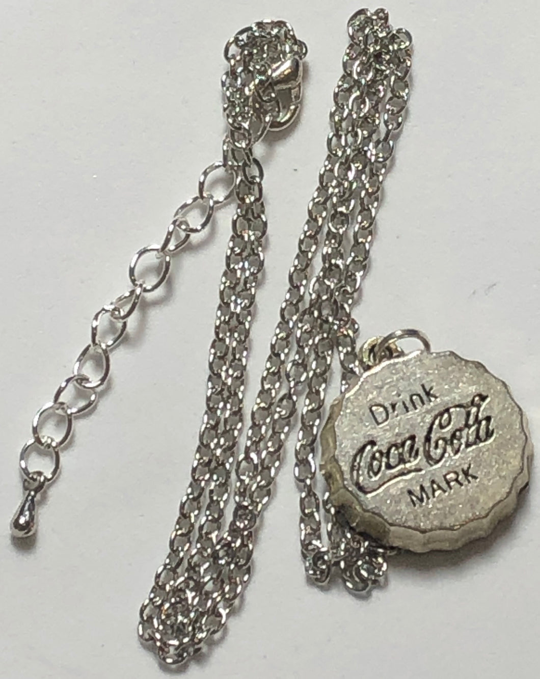 Cola Cap Necklace