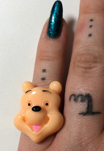 Pooh Ring - Demize Collectibles LTD
