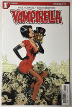Load image into Gallery viewer, 🧛🏻‍♀️ Vampirella #1 Subscription Variant - Demize Collectibles LTD