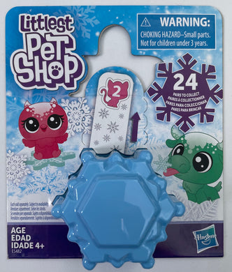 Littlest Pet Shop Frosted Flurries