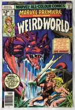Load image into Gallery viewer, Weirdworld #38