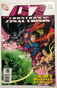 07 Countdown To Final Crisis - Demize Collectibles LTD