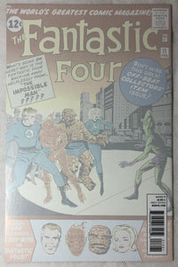 50 Years Of Fantastic Four #12 Variant Edition - Demize Collectibles LTD
