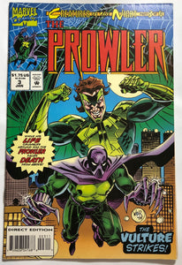 The Prowler Part 3 Of 4 Marvel - Demize Collectibles LTD