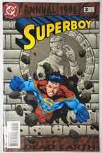 Load image into Gallery viewer, Superboy Annual 1996 #3