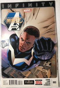 Infinity Mighty Avengers #003 - Demize Collectibles LTD
