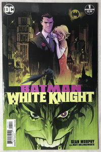 Batman White Knight #1 - Demize Collectibles LTD