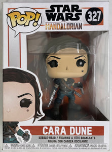 The Mandalorian Cara Dune #327 Pop! Funko
