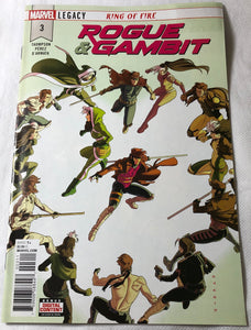 Rogue & Gambit #3 Marvel Legacy - Demize Collectibles LTD