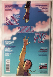 She Could Fly The Lost Pilot #3 Of 5 - Demize Collectibles LTD