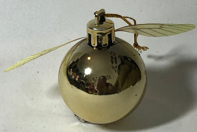 Golden Snitch Gold Mirror Bauble - Demize Collectibles LTD