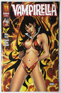 🧛🏻‍♀️ Vampirella Rebirth #1 Of 3 - Demize Collectibles LTD