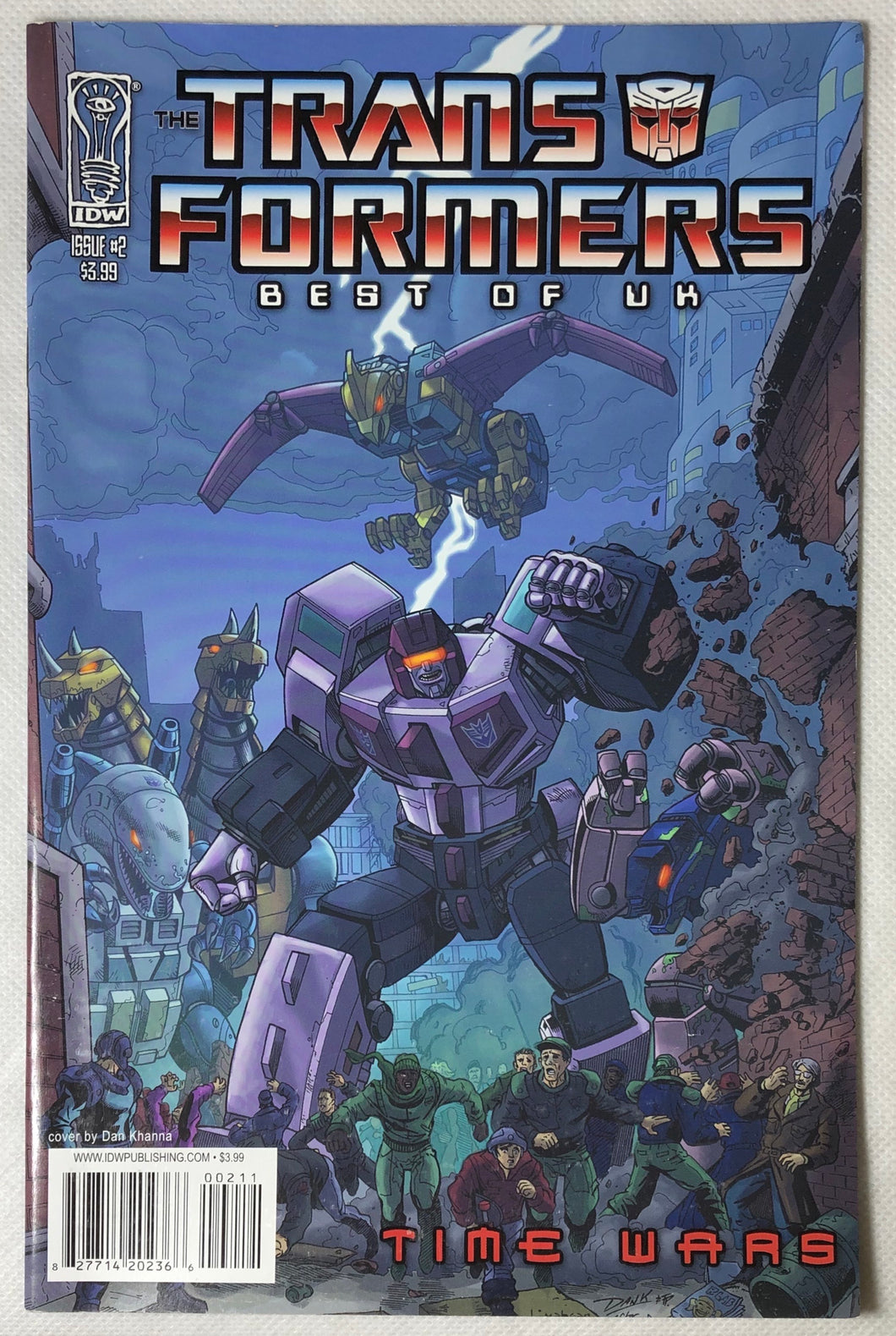 🤖 Transformers Best Of UK #2