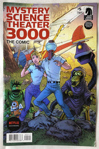 Mystery Science Theater 3000 The Comic #5A - Demize Collectibles LTD