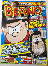 Load image into Gallery viewer, Beano 21-Mar-15 Comic Book - Demize Collectibles LTD