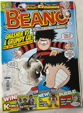 Load image into Gallery viewer, Beano Grumpy Cat 04-July-15 Comic Book - Demize Collectibles LTD