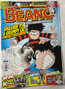 Beano Grumpy Cat 04-July-15 Comic Book - Demize Collectibles LTD