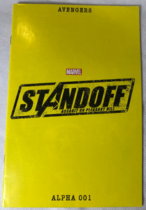 Avengers Standoff Assault On Pleasant Hill Alpha #001 - Demize Collectibles LTD
