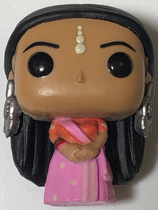 Parvati Patil Yule Ball Harry Potter Mini Pop!