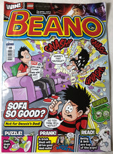 Load image into Gallery viewer, Beano 02-July-16 - Demize Collectibles LTD