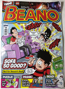 Beano 02-July-16 - Demize Collectibles LTD