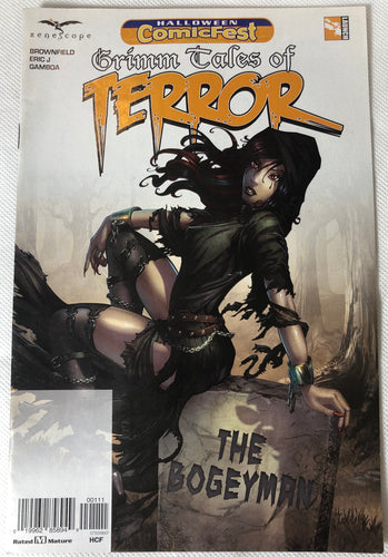Grimm Tales Of Terror The Bogeyman - Demize Collectibles LTD